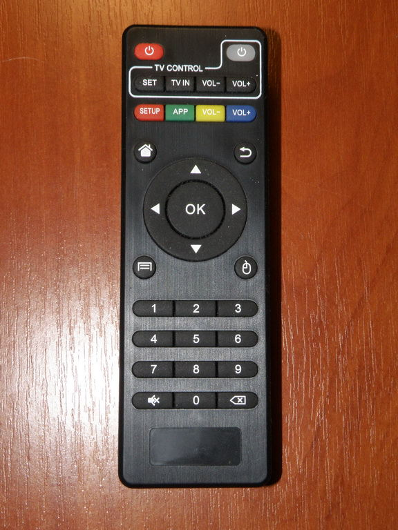 TV приставка X96 tv box на четырех ядерном процессоре